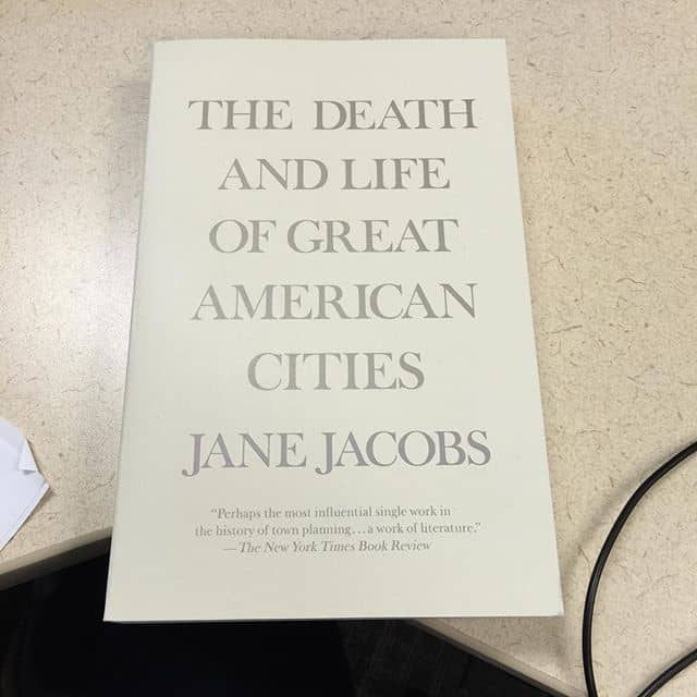 Jane Jacobs 'The Death and life of great American cities'