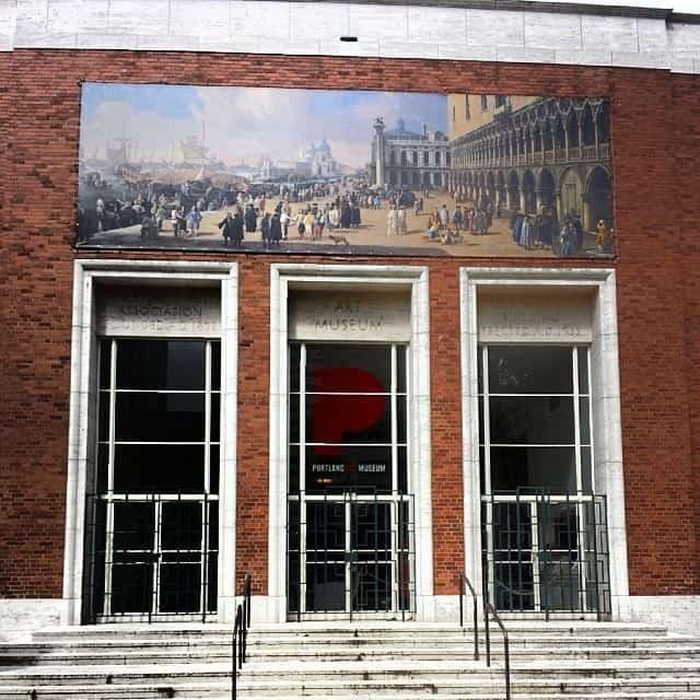 Venice at the Portland Art Museum