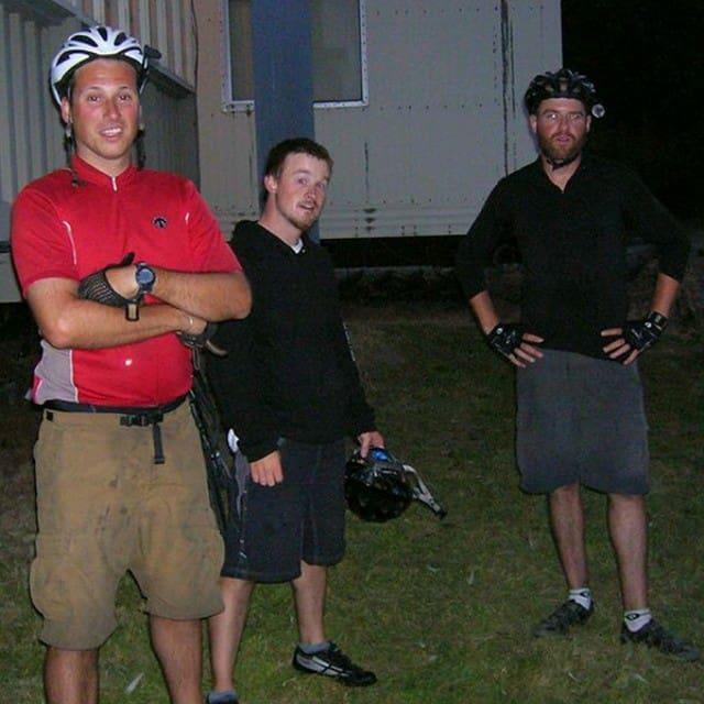 Team Northern Tier in Anacortes,