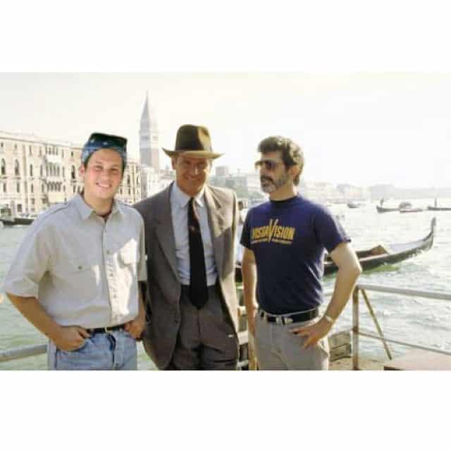 Michael Riscica in Venice