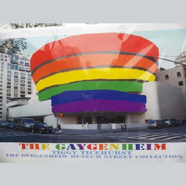 Gay Guggenheim Museum