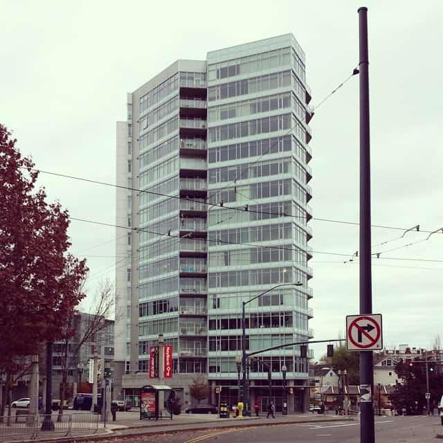 the Civic building in portland oregon