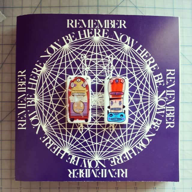 be here now by ram das and brave bot and bot joy by gary hirsch
