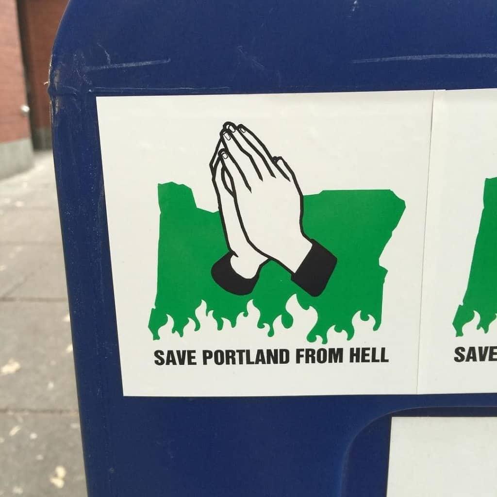 City of Portland banner