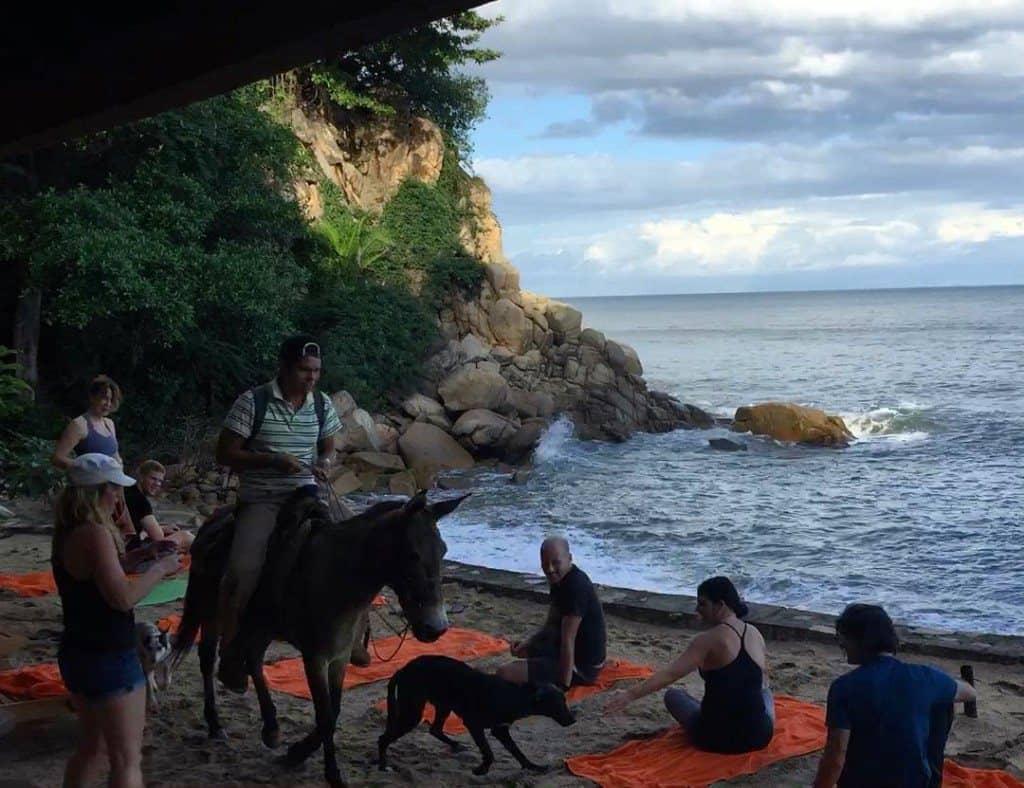 xinalani yoga retreat