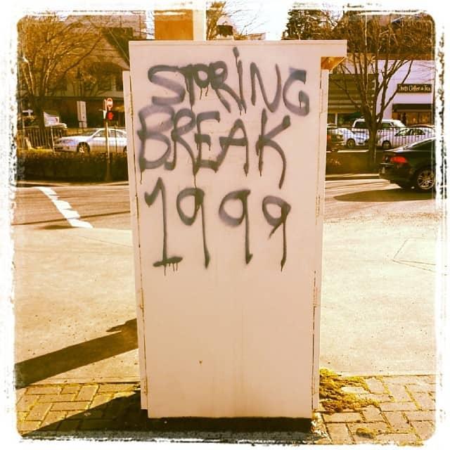 Hipster Graffiti