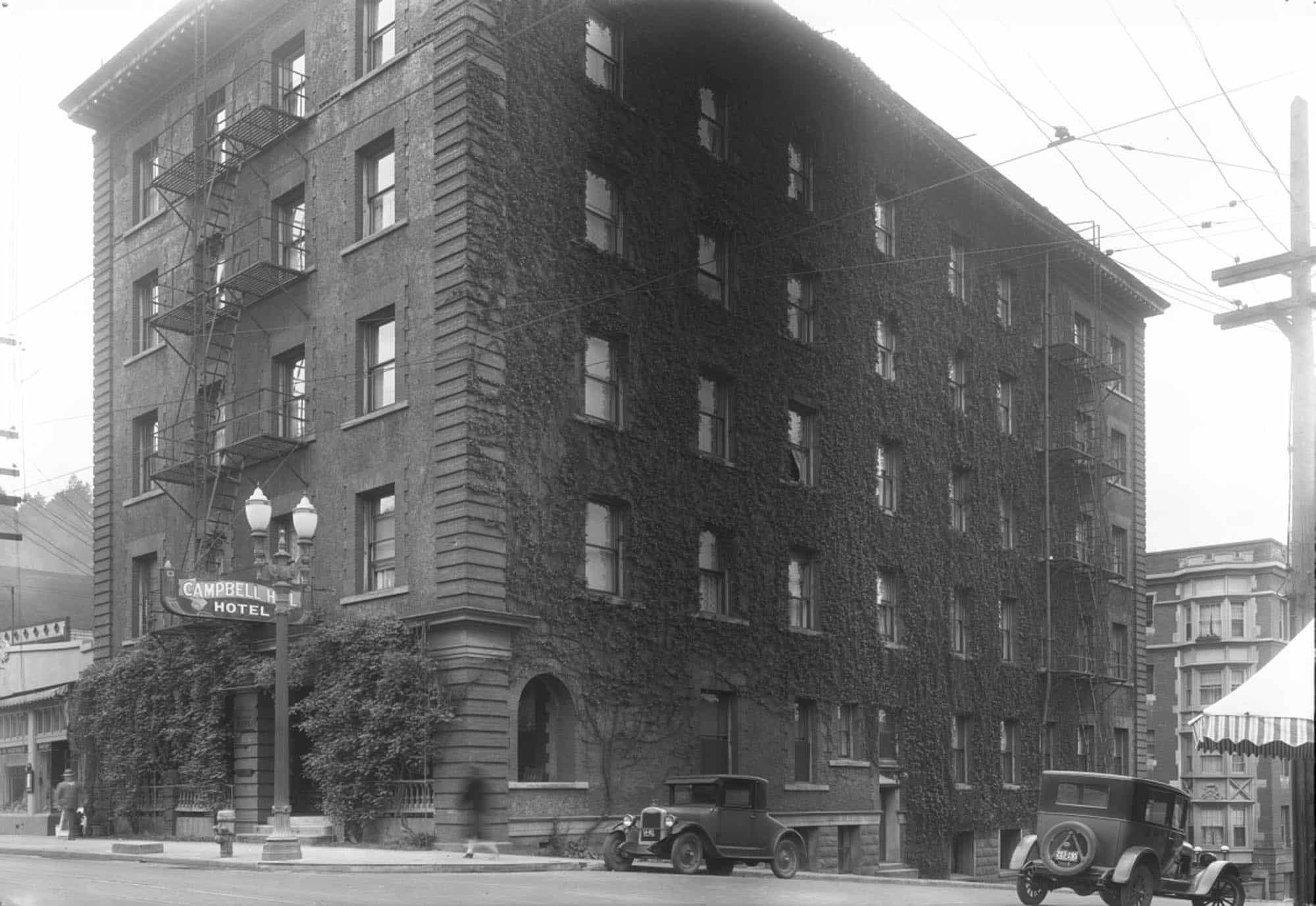 2255 West Burnside Street in 1927