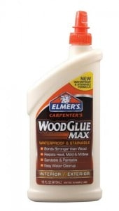Picture of ehlmer's wood glue for Architecture model building